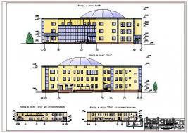 Дипломный проект ПГС Офисное здание в г Красноярск Дипломный проект на тему
