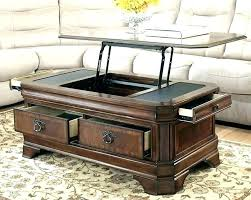 lift up top coffee table white canada