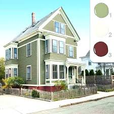 Exterior Paint Color Combinations For Homes Collection