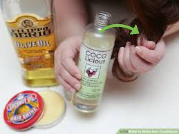 image titled make hair conditioner step 4
