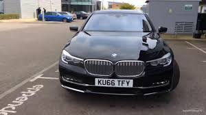 Sport Series 2017 bmw 7 series : BMW 7 SERIES 750I EXCLUSIVE BLACK 2017 - YouTube