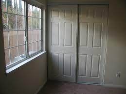 Sliding Closet Doirs Wood Sliding Closet Doors Design Closet Organizer Installing
