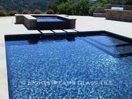* Lightstreams Glass Tile | Glass Swimming Pool Tile Photo Gallery