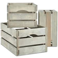 wooden storage crates set of 3 grey wooden storage crates wood storage crate with lid wooden wooden storage crates introduction