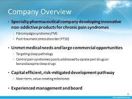 tonix pharmaceuticals holding corp form k ex  tonix pharmaceuticals holding corp form 8 k ex 99 01 corporate presentation 19 2012