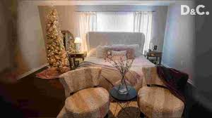 Hot holiday decorating trend: Christmas trees for multiple rooms in ...