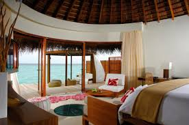 Spa Bedroom W Retreat Spa Maldives