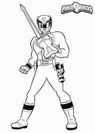 Power Ranger Coloring Pages Power Rangers Power Rangers Coloring
