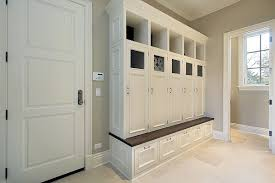 the name alone suggests that mudrooms must deal with a lot of spillesses in their lifetime it s an accurate assumption to make as the mudroom is the