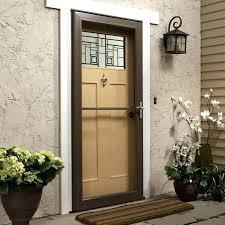 storm door with pet home depot sliding glass doors dog double french built in anderson andersen