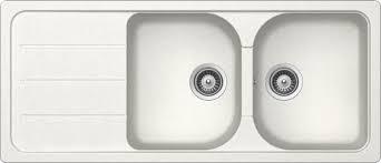 schock kitchen sink formhaus d200 a 2 bowls cristalite white alpi