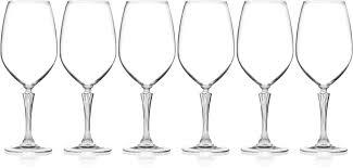"""<b>Набор из 6 бокалов</b> для белого вина 760мл """"Гламур"""" (RCR Da ..."""