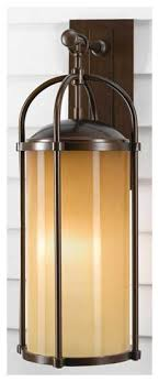 feiss ol7602 dakota rustic large outdoor wall sconce loading zoom