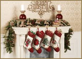 Christmas Stocking Hangers For Fireplace