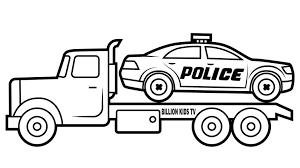 Coloring Pages Police Carng Pages Fabulous Free Printables
