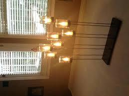 allen roth chandelier oil rubbed bronze allen and roth vallymede tabby light brushed nickel chandelier allen