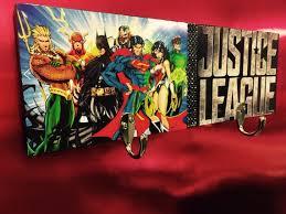 super hero decor justice league decor
