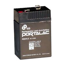 Lithonia Emergency Light Battery Lithonia Lighting Elb 06042 6 Volt Emergency Replacement Battery