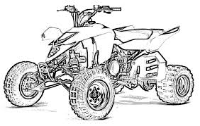 Small Picture Motor Off Road Coloring Page Cars Coloring Pages Pinterest