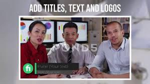 zoom webinar video professionally