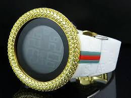 Наручные часы Mens Techno Art Joe <b>Rodeo</b> Simulated Canary ...
