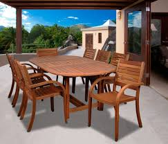affordable outdoor dining sets. best eucalyptus hardwood furniture \u0026 patio sets in 2017 - teak world affordable outdoor dining n