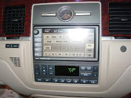 lincoln town car profile lincoln town car radio