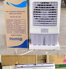 Giá gốc)- Quạt điều hòa 50L SIRUBA/TAKAI/OSANZO Nhật Bản- Phiên bản mới  nhất 2021 bơm tự ngắt, thùng nước tháo rời, chức năng diệt muỗi, lưới chắn  bụi, lưới lọc nước bẩn-