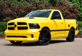 2014 Dodge 1500 2014 Ram 1500 Rumble Bee Concept Car Review Top Speed