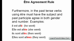 how to conjugate french verbs into pass eacute compos eacute steps