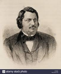 french writer stock photos french writer stock images alamy honoreacute de balzac 1799 1850 french writer stock image