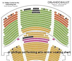 Dr Phillips Performing Arts Center Seating Chart Dr Phillips Center Seating Chart Facebook Lay Chart