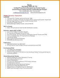 cv for beauty therapist beauty therapist resume sample ideas of massage therapy resume for