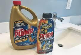 plumr vs drano which drain