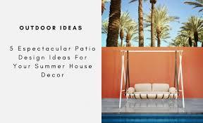 outdoor furniture design essential