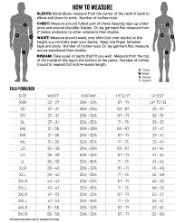Ocp Female Size Chart Ocp Uniform Size Chart