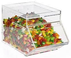 mini candy bin