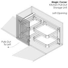 Corner Kitchen Cupboard Kitchen Corner Cupboard Carousel Storage Kitchen Pinterest