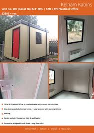 small portable office. Small Portable Office Cabin I