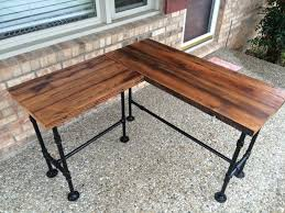 reclaimed wood desk table zoom il fullxfull down zoom