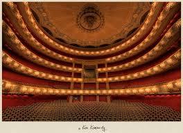 Inside The Breathtakingly Beautiful Bavarian State Opera House
