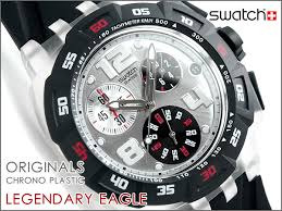 1more rakuten global market swatch mens watch legendary eagle swatch mens watch legendary eagle s legendary and eagle chronograph suik400