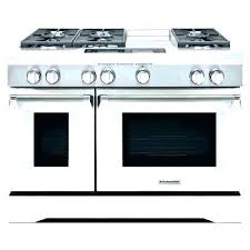 side by side double oven electric range. Fine Oven Side By Double Oven Elegant Gas And Electric Stoves    Inside Side By Double Oven Electric Range