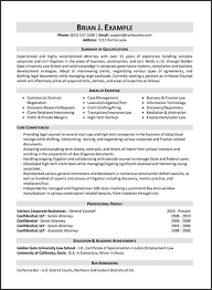 Civil Law Attorney Resume Prepasaintdenis Com