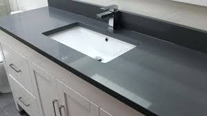 grey quartz countertop grey quartz countertops beautiful recycled glass countertops