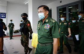 Questions As To Who Will Be The New Myanmar Commander-in-Chief? - The  Eastern Link