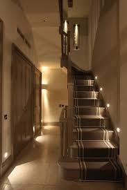 Captivating Basement Stair Lighting Ideas Pics Ideas ...