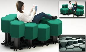 Here es the shape shifting sofa for all your needs – Technology