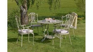 british made and extremely elegant this traditional garden set is reminiscent of nineteenth century furniture which graced the stately homes of britain