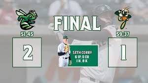 Seth Corry Leads The Way To 2 1 Win Over Greensboro